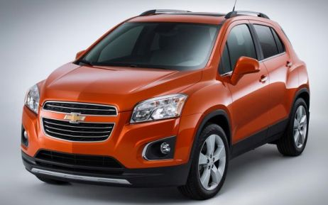 2016 Chevrolet Trax FI #review #video