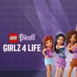 LEGO FRIENDS: Girlz 4 Life Blu-ray And Set Giveaway