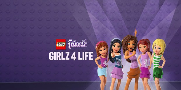 Lego Friends Giveaway ends Feb 3, 2016