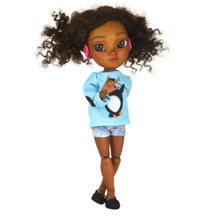 Makies Hearing Aid Doll