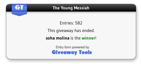 Young Messiah Ticket winner