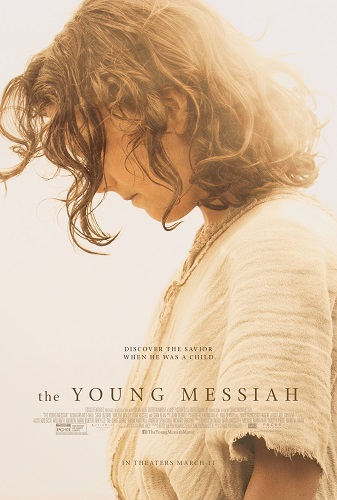 The Young Messiah in theaters March 11, 2016