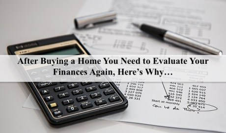 Buying a home changes your finances, find out how in this post. #personalfinances