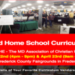Homeschooling With Love: Recap of Maryland's Homeschool Curriculum Fair