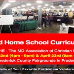 Homeschooling With Love: Recap of Maryland's Homeschool Curriculum Fair