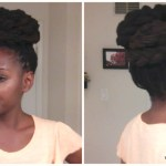 Review: You Be-Natural Scalp Soother and Loc Bun