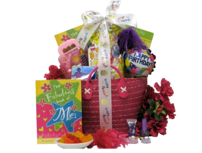 Girl's Gift Basket