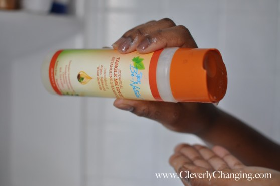 You Be-Natural Tangle Me Knot Shampoo