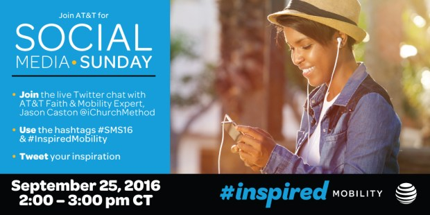 Inspired Mobility Twitter Party