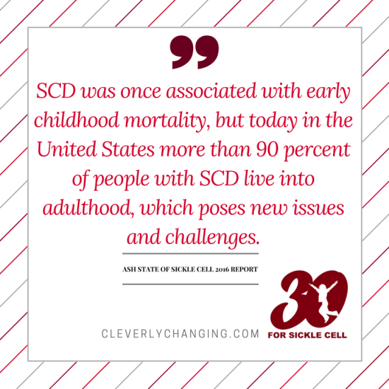 We need more hope for adults with sickle cell #30forsicklecell