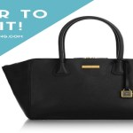 Handbag Giveaway: The JOY & IMAN Genuine Leather Satchel