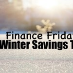 Finance Friday Live Episode 1 – Winter Savings