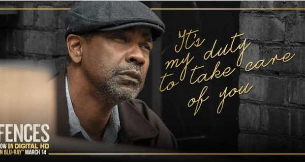Fences Movie Synopsis and giveaway