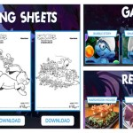 Smurfs The Lost Village Printable Activities