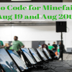 Minecraft Enthusiasts Minefaire DC is Aug 19 and Aug 20