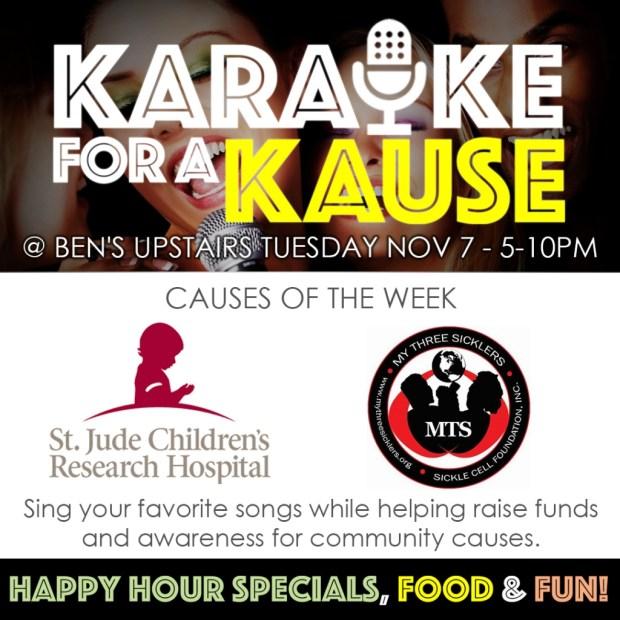Karaoke for a Kause