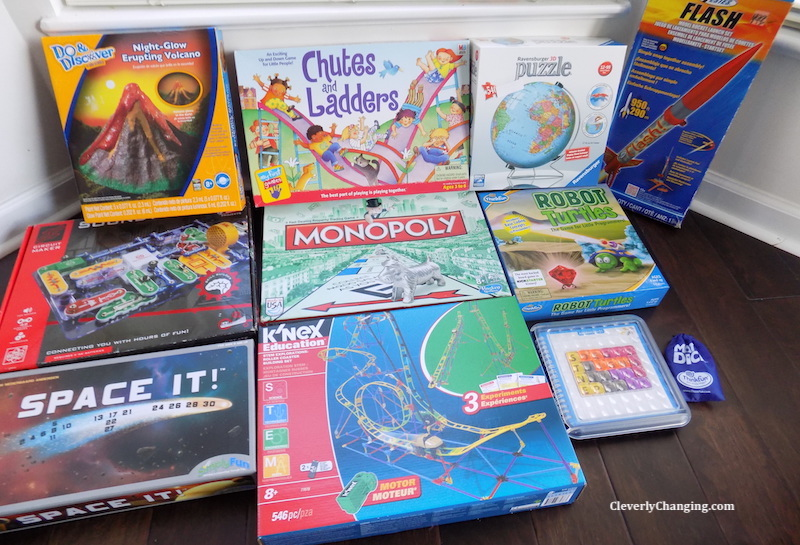 Over 30 STEM Toys for kids