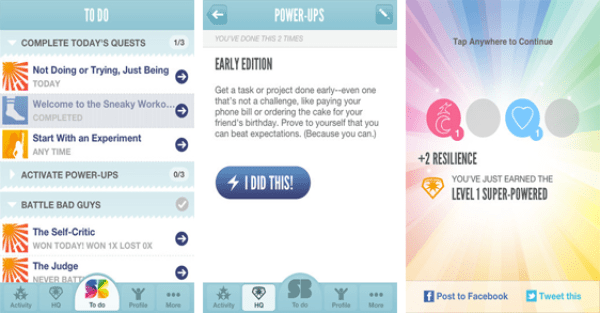 superbetter-app: 5 Best Android Apps to improve your physical and mental well being