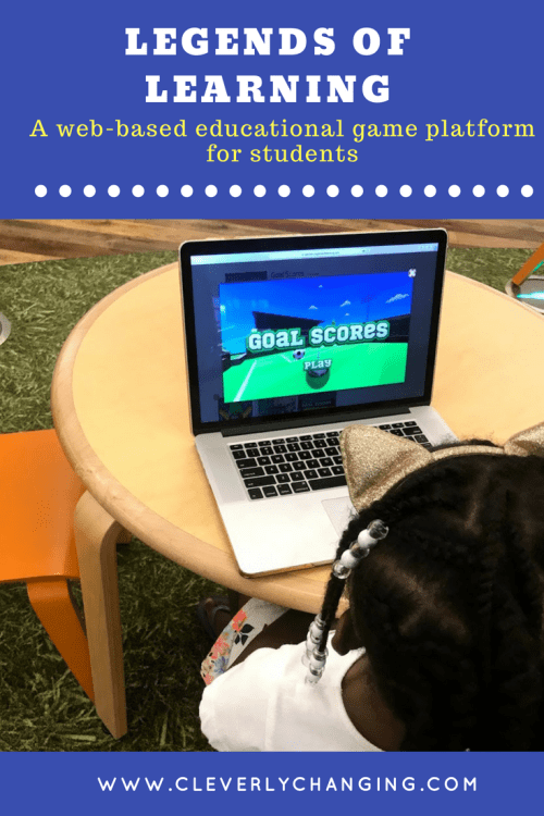 Legends of Learning review for educators