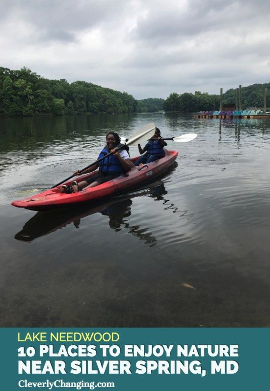 Nature Places to visit - Lake Needwood