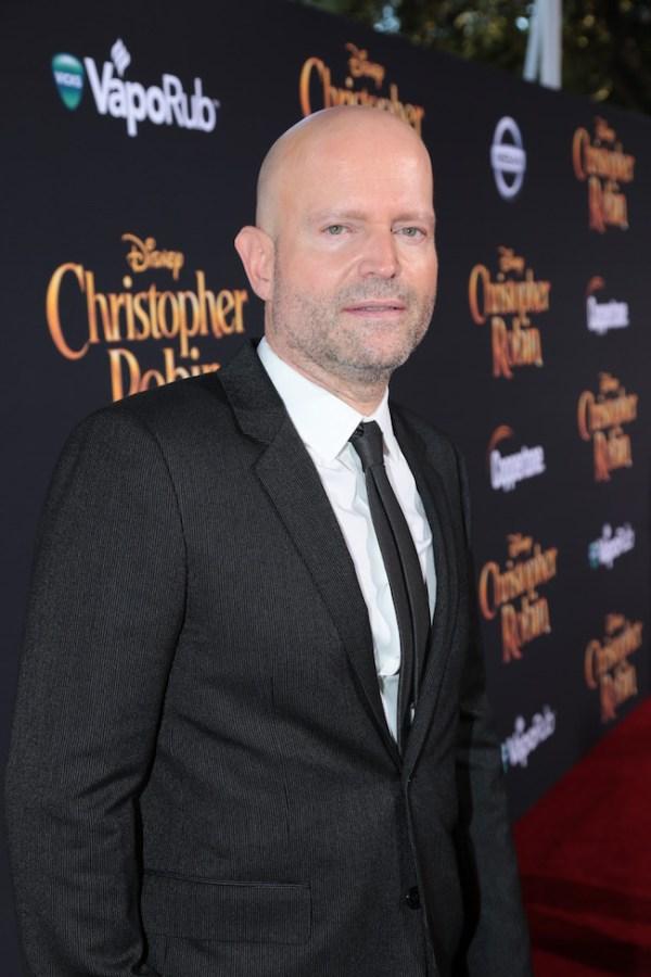 Marc Forster director of Christopher Robin