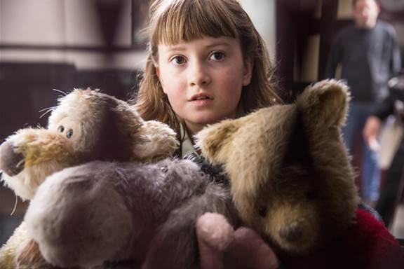 Madeline in Christopher Robin