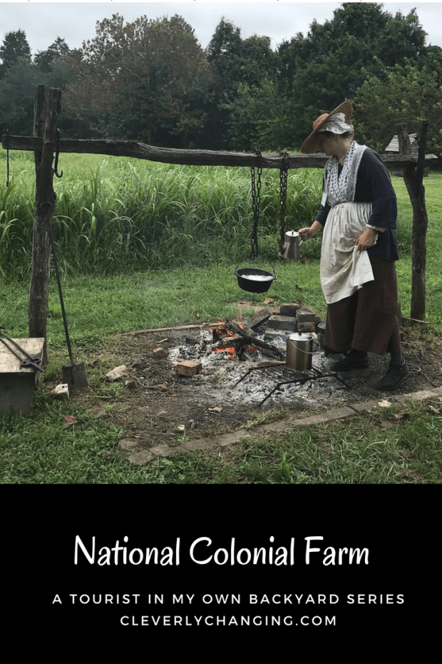 National Colonial Farm Colonial Children's Day