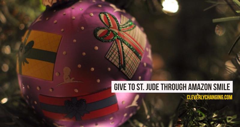 Give To St Jude Through Amazon Smile