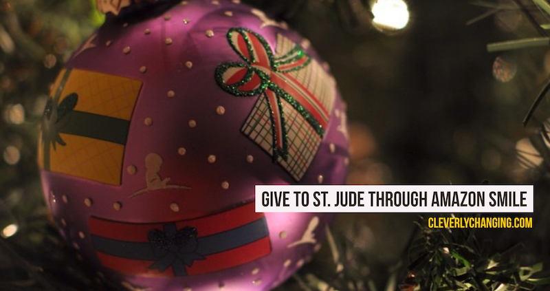 Give To St Jude Through Amazon Smile