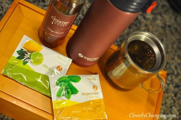Adagio Teas Gift Set