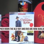 Christopher Robin is now Available on Blu-ray and DVD