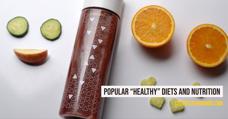 Popular Healthy Diet and Nutrition