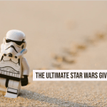 The Ultimate Star Wars Giveaway ARV 600 Dollars