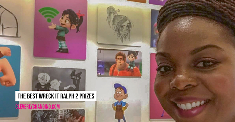 Enter to Win The Best Wreck It Ralph 2 Prizes #disneypartner #RalphBreaksTheInternet
