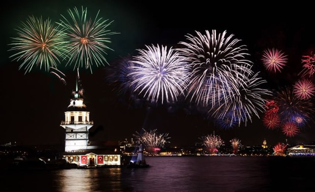 New Years Eve in Istanbul   image credit packaged tours in Turkey