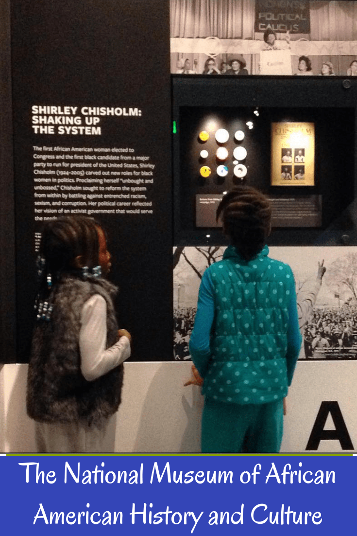 Planning Your Visit To The NMAAHC With Kids In Mind