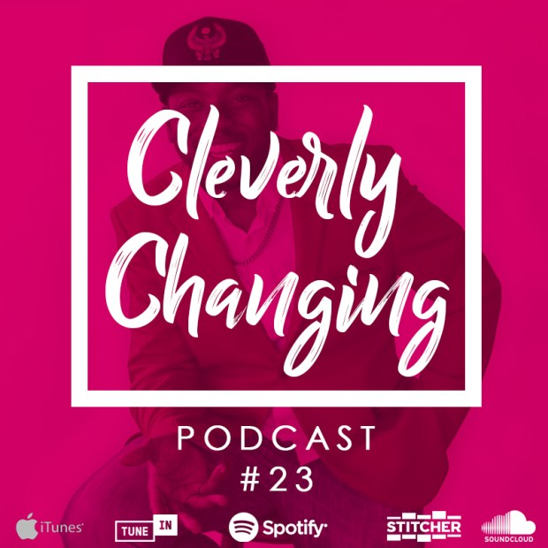 Homeschool Graduate, Sly Tha Deuce, Talks Homeschool Success in Episode 23 of the Cleverly Changing Podcast