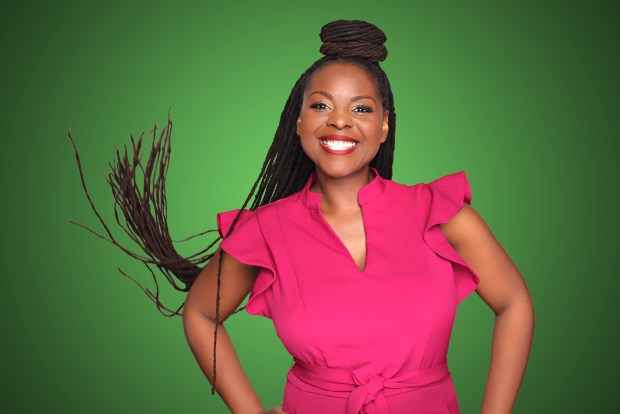 African American Blogger Elle Cole