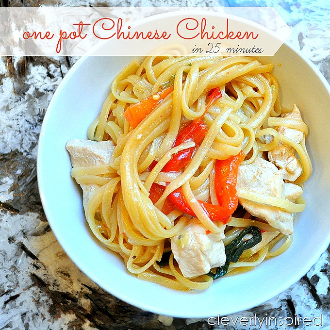 one pot chinese chicken recipe @cleverlyinspired (7)