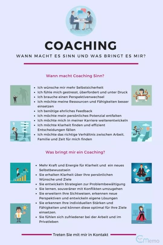 Coaching vorteile