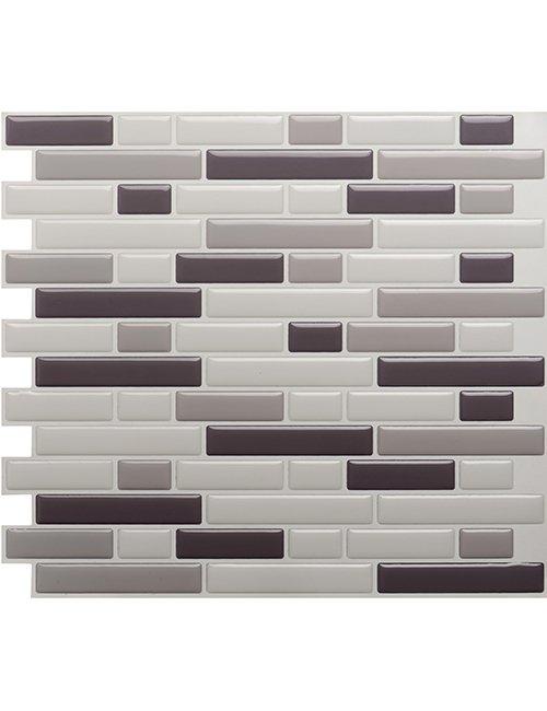 Clever Mosaics subway tile kitchen backsplash CM80102