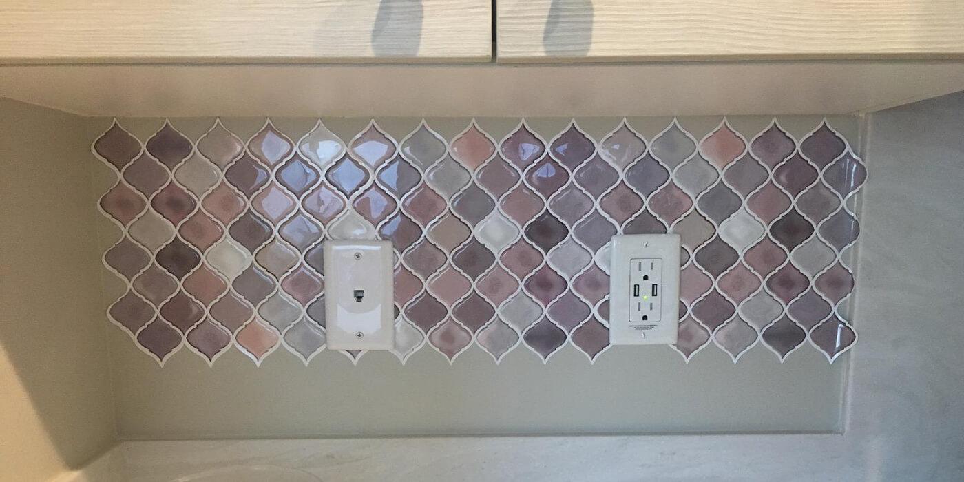 decor trends peel and stick tile backsplash