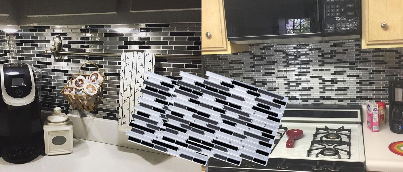 peel and stick tile backsplash peel