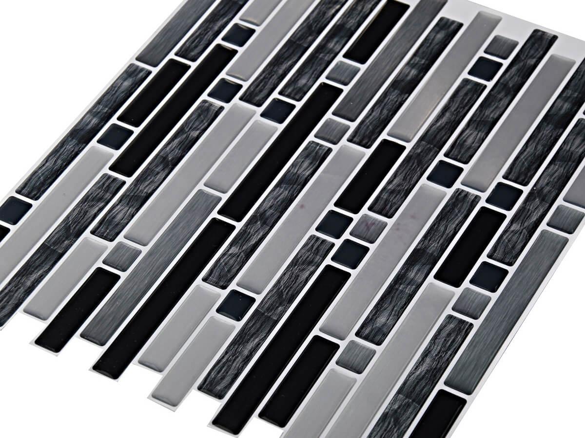 glass design peel and stick tile cm80109 6pcs pack