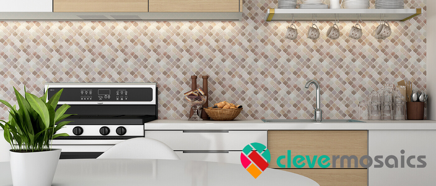 kitchen wall tile mosaic