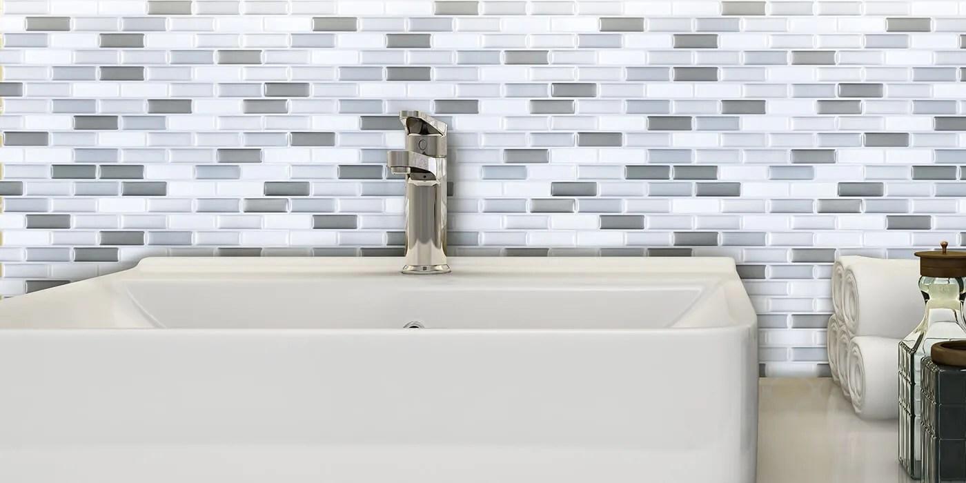 cheap bathroom backsplash ideas