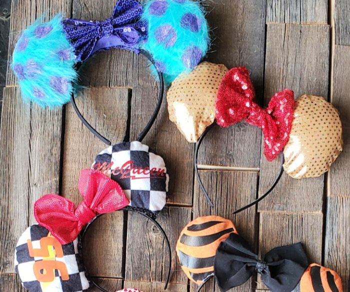 How To Make Your Own Minnie Mouse Ears Clever Pink Pirate