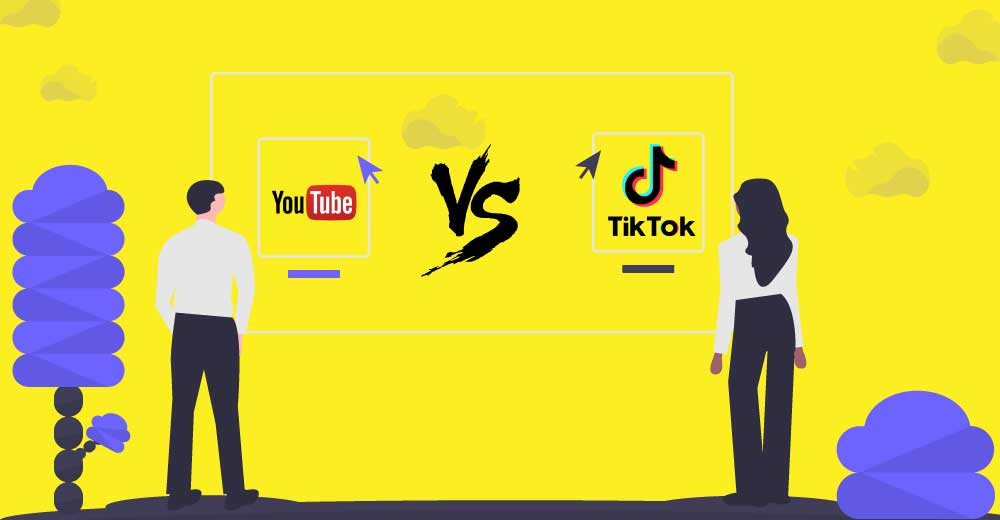 YouTube VS TikTok | Consumer Benefits & Relations
