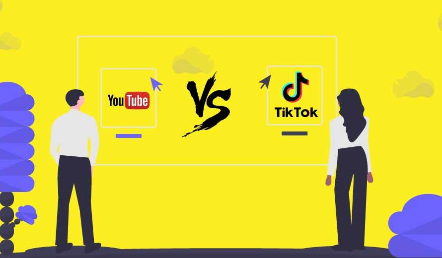 YouTube VS TikTok | Consumer Benefits & Relations