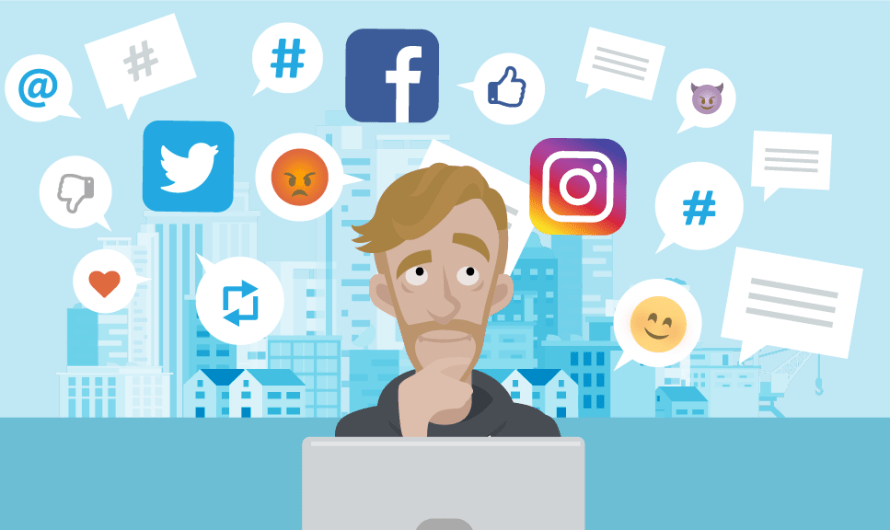 Use of Social Media for Customer Service